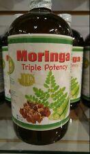 AMAZING MORINGA JUICE (Triple Potency!!!) Seed,Leaf & Drumstick Extract!