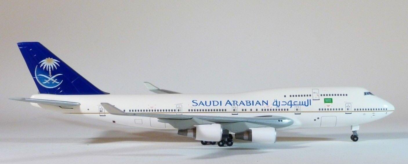 1/400 Dragon Wings Saudi Arabian Airlines B 747-468