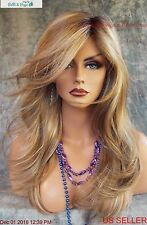Angelica PM by Noriko Wigs (partial mono) Color CREAMY TOFFEE R New Cute Style