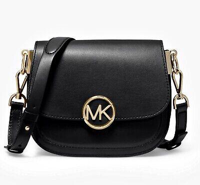 Michael Kors bolso bandolera Lillie SM Saddle crossbody Bag nuevo 32s9g0lc1l | eBay