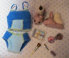 My Scene Barbie CLOTHES FASHION OUTFIT SHOES-PJs BUNNY SLIPPERS LINGERIE MAKEUP-