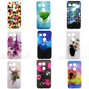 For-LG-Google-Nexus-5X-2016-Ultra-Thin-Slim-Hard-TPU-Gel-Skin-Matte ...