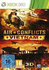 Air Conflicts: Vietnam Xbox 360 XBox360 Spiel Actionspiel Abenteuerspiel DEUTSCH