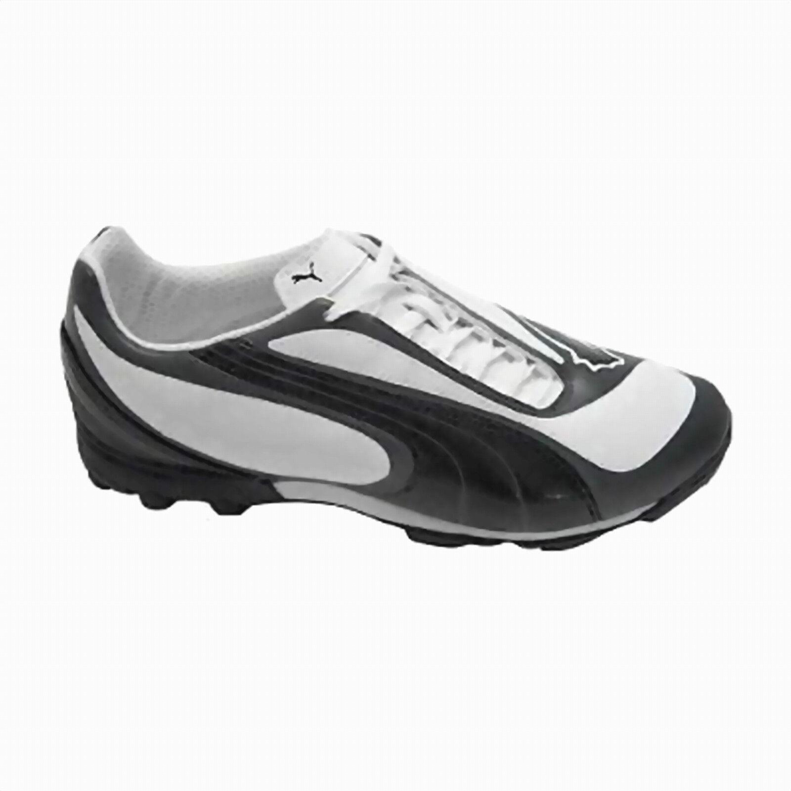 Sportschuhe Fussballschuhe Puma Schuhe Puma Fussballschuhe V5.08 Big Cat TT Weiß schwarz Gr 47 1f7fbe