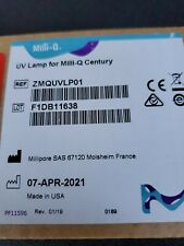 Original Uv Lamp 185254 Nm For Millipore Zmquvlp01 1pk Free Shipping