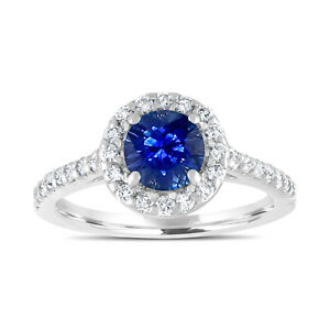 Platinuim-Sapphire-Engagement-Ring-With-Diamonds-Bridal-Ring-1-54-Carat-Halo