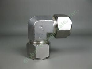 1-1-2-034-1-5-Swagelok-Stainless-Steel-316-SS-Compression-90-Union-Elbow-Fitting