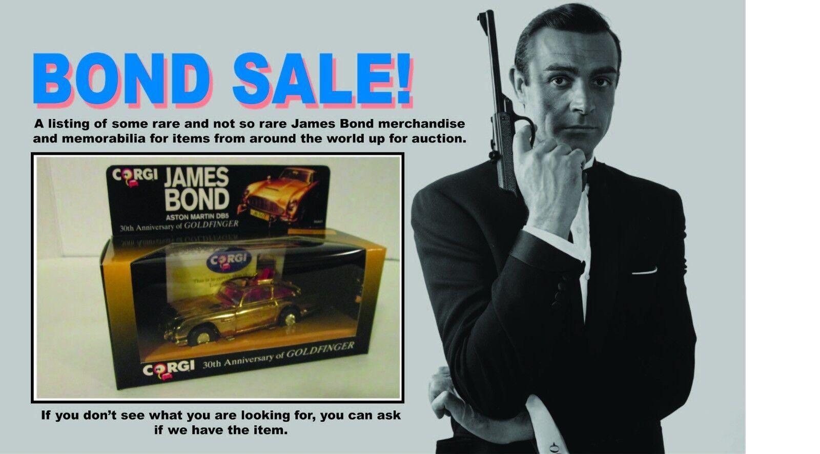 James Bond 007 Corgi Aston Martin DB5 30th Aniversario Edición Limitada-Nuevo