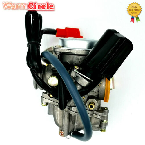 BMS FEDERAL 50 50CC SCOOTER 50CC GY6 CARBURETOR CARB NEW