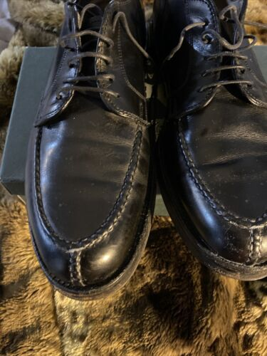 Alden Split Toe Shoe 9.5D Style 924