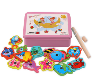 New Magnetic Fishing Toys Educational Game For Child ...