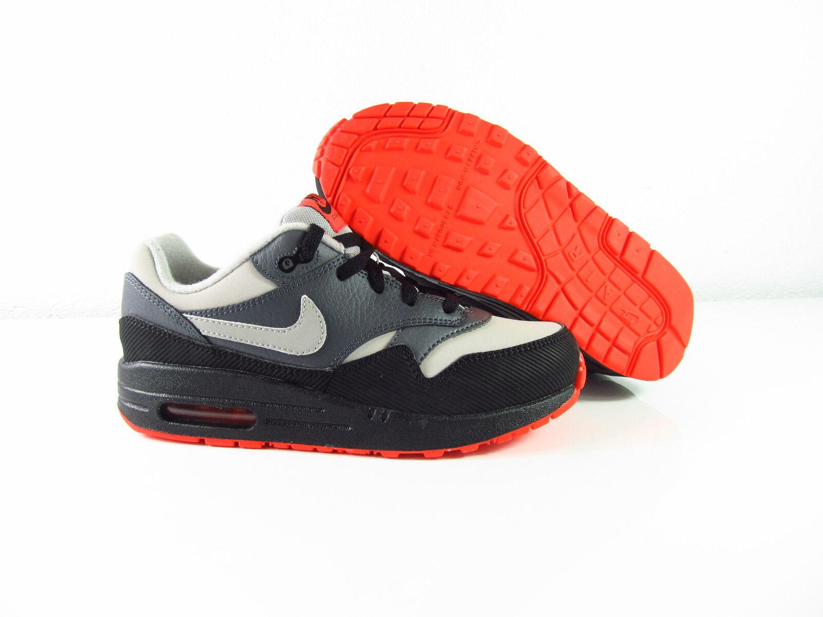 Nike Air Max 1 sötétszürke gránit fekete 1 87 Sneaker Schuhe Eur 38