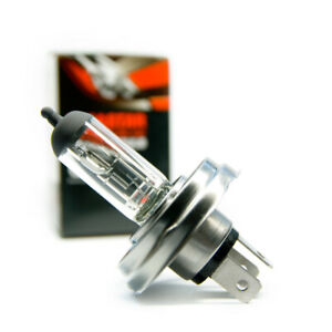 4 X H5 P45t Poires Lampe Halogène 60W/55W Ampoules Blanc 12 Volt
