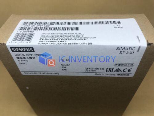 1PCS SIEMENS PLC 6ES7 331-7PF01-0AB0 6ES7331-7PF01-0AB0 New In Box