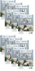 Mainstays 8x10 Format Picture Frame Home Decor Photo Gallery Set