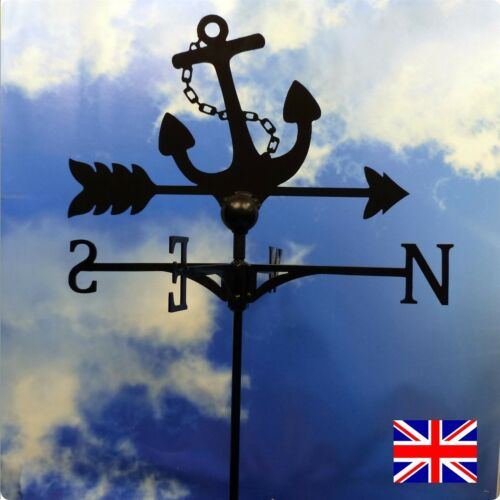 27 High Quality British Made Anchor Weathervanes.