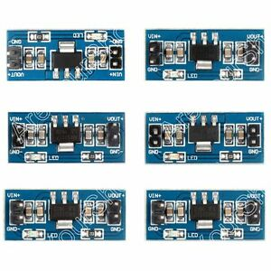 AMS1117-1-2-5V-DC-Step-Down-Voltage-Regulator-Adapter-Convertor-Supply-Module
