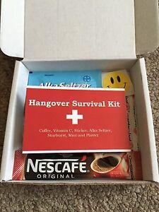 Das Bild Wird Geladen Kater Survival Kit Hen Stag 18th 21st Geburtstag