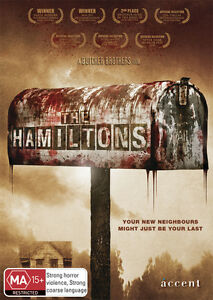 The Hamiltons (DVD) - ACC0291 (limited stock)