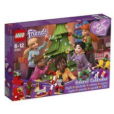 LEGO Friends 41353 Adventskalender mit Weihnachtsschmuck 500 Teile Neu OVP