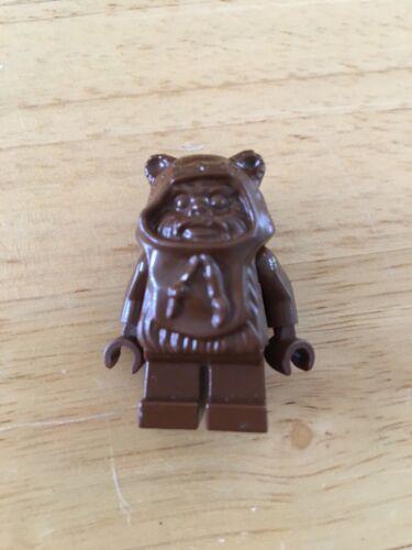Lego Minifigura Ewok Wicket sw0050