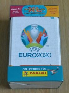 Panini-Adrenalyn-XL-Uefa-Euro-EM-2020-Classic-Mega-Tin-Box-2x-Limited-Edition