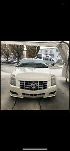Cadillac CTS 2012 low km 12000 nego