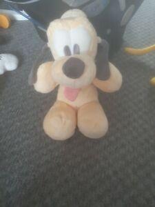 Disney Pluto Posh Paws Plush