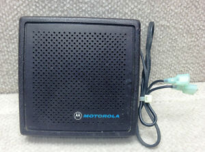 MOTOROLA HSN4018A 2-WAY MOBILE RADIO SPEAKER