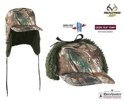 Deerhunter Chameleon 2G Winter Waterproof Camouflage Gloves w//Deer-Tex