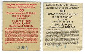 2 Blisterdeckel von MH [400]