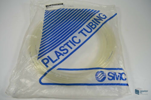 NEU PU Rohr Farbe transparent 1,25 €//m Tubing 20 Meter SMC TU 1065 C-20