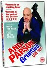 Andy Parsons Gruntled Live 2011 Digital Versatile Disc DVD Region 2 BRAND N