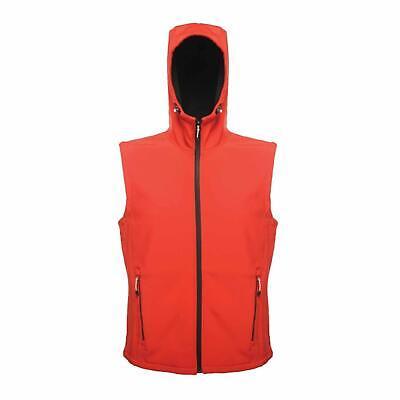 Dare2b Mens Fleece On Set Thin Lightweight Hiking Outdoor Work Gym Full Zip Red