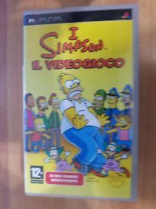 i simpson il videogioco psp