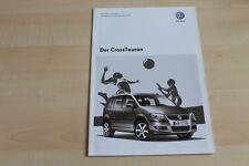 79479) VW Cross Touran - Preise & technische Daten & Ausstattungen - Prospekt 11
