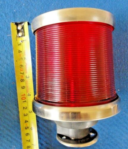 Navigation Light  All Round Red 12 v  Peters /& Bey