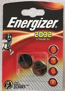Energizer Cr2032 Battery Lithium 3v Pack Of 2 Expiry
