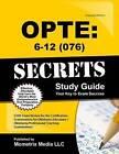OPTE: 6-12 (076) Secrets, Study Guide: CEOE Exam Review for the Certification Examinations for Oklahoma Educators / Oklahoma Professional Teaching Examination by Mometrix Media LLC (Paperback / softback, 2016)