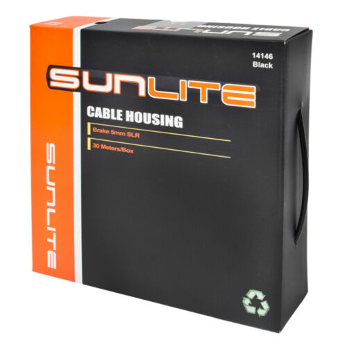 Sunlite Cable Housing Slr 5Mmx30M Black