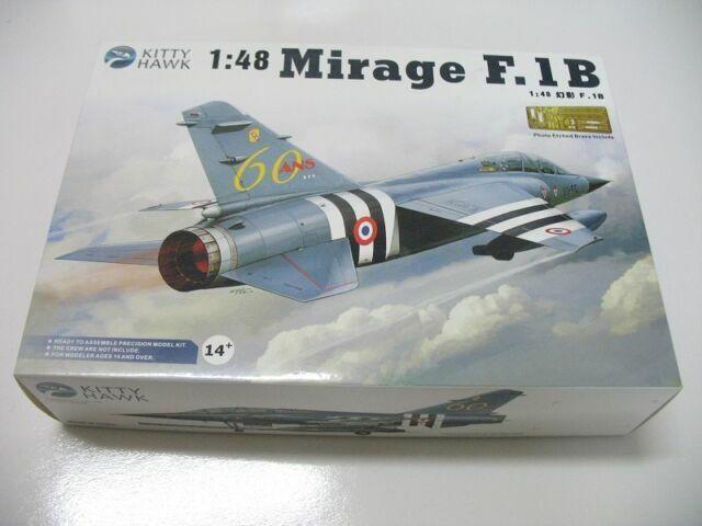 Kitty Hawk 1//48 KH80112 Mirage F.1B