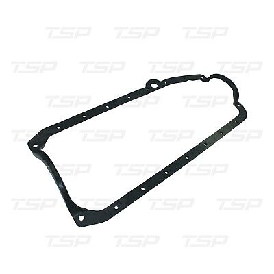 1955-79 Small Block Fits Chevy Raw Oil Pan Left Side Dipstick