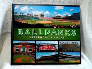 Baseball-Parks-Yesterday-and-Today