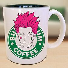 Hisoka Hunter X Hunter Starbucks Anime Manga Japanese Insipred Cartoon Geek Mug