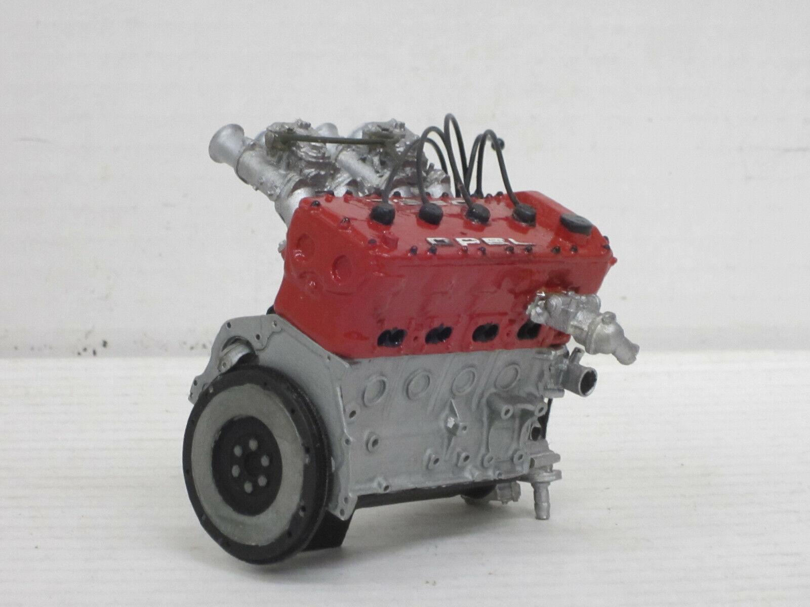 Opel Manta Motor 400 koloriert, Tin Wizard, o.OVP, 1 8