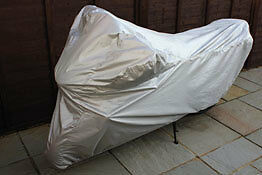 Laser 5106 Water Resistant Motorcycle Cover Large