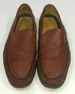 Leather Sz Loafers Bahama M Slip Seaport Mens 11 On Tommy 6R7Eq