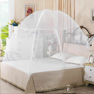 Portable-Folding-Mosquito-Net-Tent-Bed-Anti-Zipper-Mosquito-Bites-POP-UP-Net