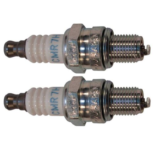 2 Pk of Stens 130-793 NGK Spark Plug Echo 90186Y Husqvarna 521233401 NGK 3066