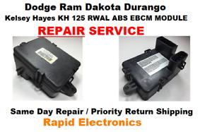 Image Is Loading Dodge Ram Dakota Durango Kelsey Hayes Kh 125